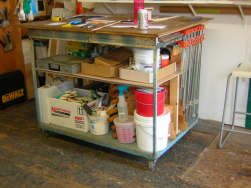 mobile workbench by maryearly75