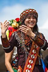 Dragonboat/Taiwan Festival in Almere (KennethVerburg.nl) Tags: netherlands dutch fashion asian nederland taiwan event potrait performers portret flevoland almere klederdracht artiesten canoneos5d evenementen