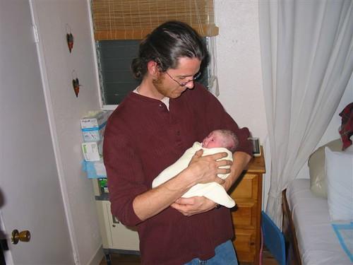 newborn Lily