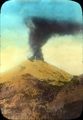 Mt. Lassen in eruption-California (OSU Special Collections & Archives : Commons) Tags: mountain volcano eruption mountlassen vulcanism cascaderange lassenpeak flickrhome takeatrip osuarchives shastasunsetroutes dc:identifier=archives3000