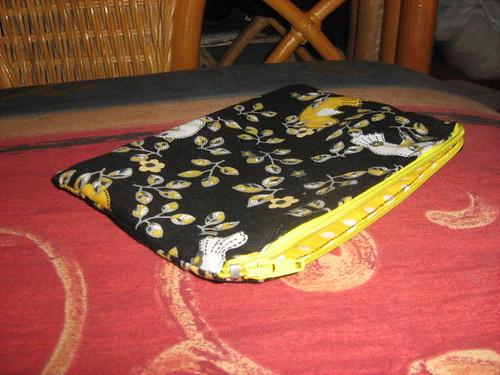bird pouch