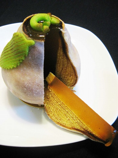 Amazing Baumkuchen from Villon
