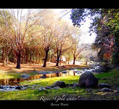 "River ""Gold Water"" / Rio ""Agua de Oro"" (DiEgo bErrA) Tags: aplusphoto"