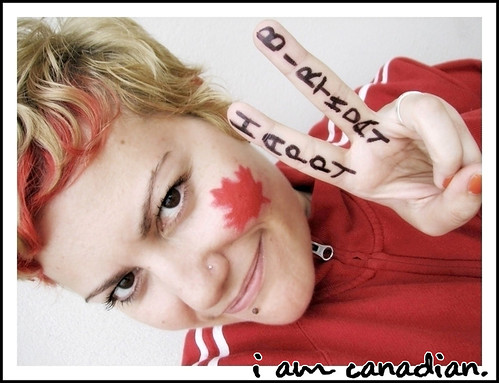 Day 121 / 365 - HAPPY CANADA DAY!
