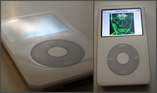 iPod collage