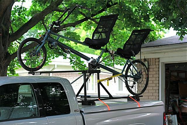 Transporting A Recumbent Bike Forums