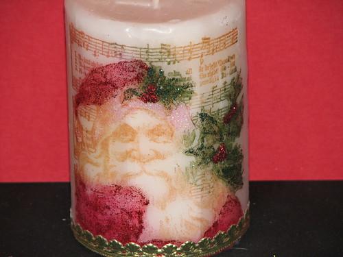 Stamped TIssue Candles 005