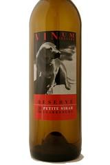 2006 Vinum Cellars Reserve Petite Sirah
