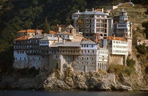 Greece - Mount Athos (UNESCO WHS) - Osiou Grigoriou (photo)