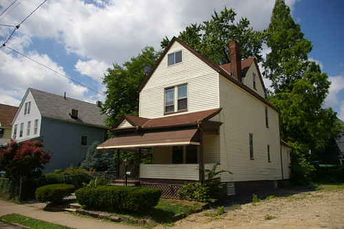 Langston Hughes residence