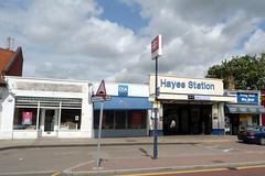 Picture of Hayes Station