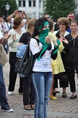 DSC_0136 (United4Iran) Tags: democracy iran sweden gothenburg rally iranian humanrights iranians july25th thegreenmovement greenmovement united4iran unitedforiran aglobaldayofaction julythe25th