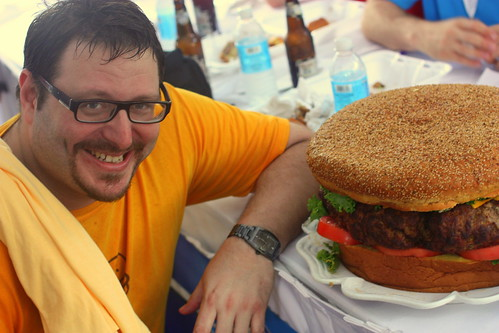 1st Annual Feedbag Burger Summit, Grand Summit Hotel, Summit NJ by you.