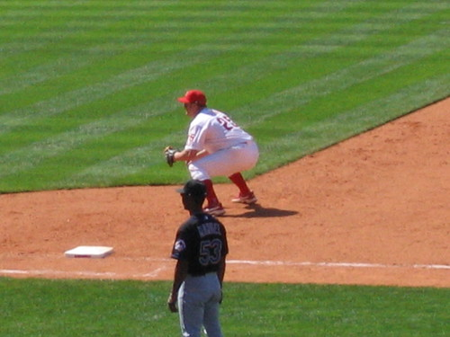 Thome at first for Phillies