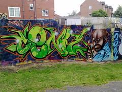 cenik (pranged) Tags: pool rose swimming graffiti greg 26 leeds bank crew kens em ep bsa kus 2061 tsm tfa phuck lank phibs thk
