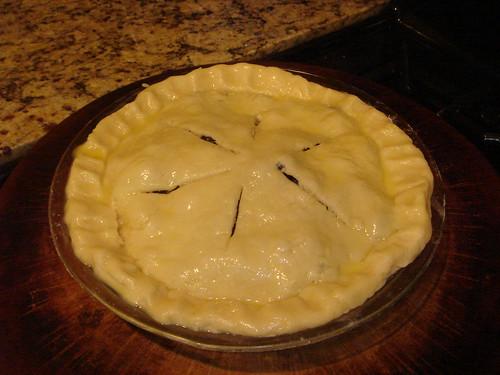 pre baking