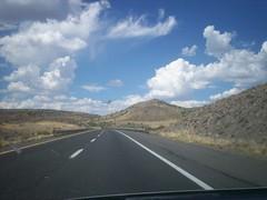 desert landscape I-17 north