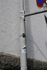 Solargraphy setup - 011 (Oddgeira) Tags: longexposure sun film nikon pin hole pinhole setup documentation tamron canister 28300mm d300 solargraphy solargrafi howtosetupsolargraphy