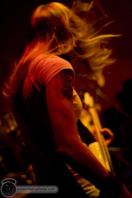 Marasol at the Ken Club 82109 © Michael Klayman-007