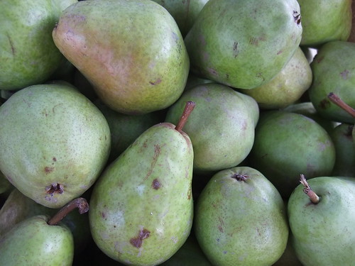 Pears from Eshelman's Fruit Farm