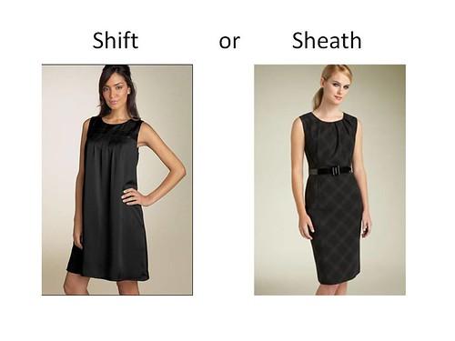 The Mahogany Stylist: Do You Shift or Sheath?