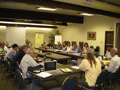 McCloud River Relicensing Meeting