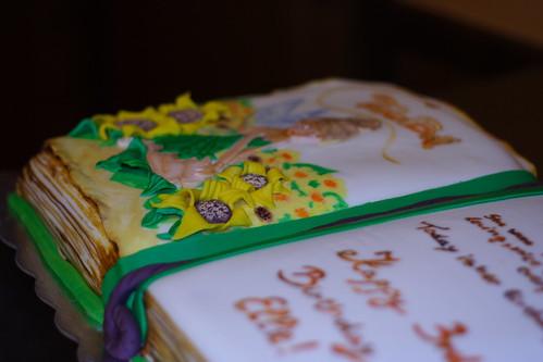 Ellies3rd Bday cake048