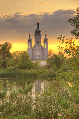 The Cathedral of the Transfiguration (YYZDez) Tags: sunset ontario canada church catholic cathedral 5d hdr markham transfiguration slovak 24105 photomatix tonemapping tonemap yorkregion byzantinecatholic cathedraltown canonef24105f4isllens slovakcatholics thecathedraltransfiguration cathedraltransfiguration catholicsbyzantine exposuremapping exposuremap ef24105f4isllens