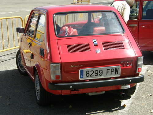 Giannini Fiat 126