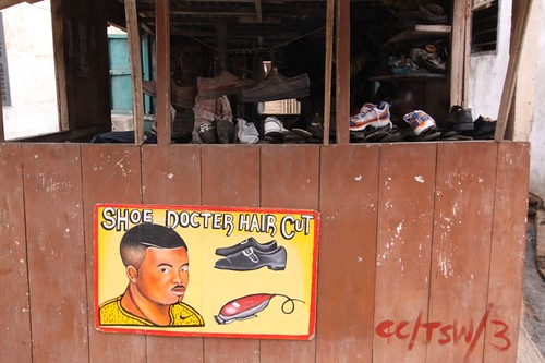 The Shoe Doctor