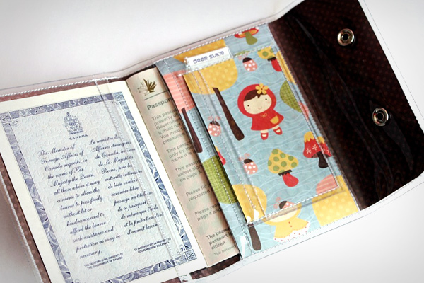 Passport Case ($14.00)