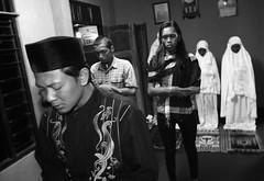 collective pray (arnoreporter) Tags: world gay portrait art indonesia religious java asia southeastasia pentax report pray jogjakarta lesbians exclusive journalism transexuals coranicschool k20d