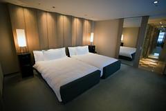 Bedroom in 4901 @ Park Hyatt Tokyo