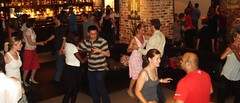 SALSA WIMBLEDON   08.09.09 075 (SALSAPARTYTIME) Tags: uk november party england news london june club night out fun corporate j march dance google beans october december time great january may july parties august social surrey best september entertainment most henry bbc april february salsa popular 2009 caterham sw19 lessons classes cr3 1ne salsapartytime 5uj salsawimbledon080909