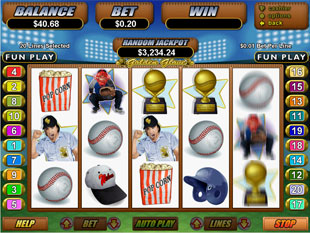Golden Glove slot game online review