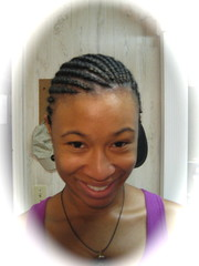 Silky scalp Braids (mrsjehaan) Tags: black hair beads longhair bob twist shorthair ponytail braids naturalhair weave coils extensions locs shreds afropuff nappyhair crimps dreadlocs microbraids kinkytwist blackhairstyles combtwist scalpbraids
