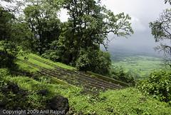 Matheran toy train railway track (Anil_R) Tags: india trekking trek hiking monsoon maharashtra railwaytrack matheran westernghats hilltrain