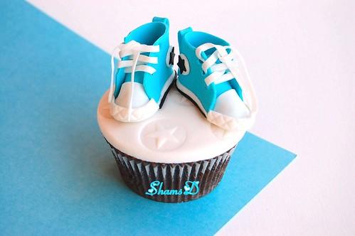 Converse Takkie Cupcake