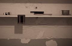 Alcatraz Inmate Personal Items