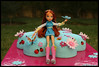 Stella from Winx, for Tatiana (AnaKatjana Creations) Tags: flower cake butterfly ladybug gumpaste winx sugarflower sugarpasteflower daisypan