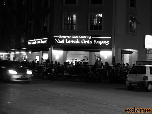 Nasi Lemak Cinta Sayang Restaurant
