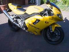 IMG_0655 (philiphaines) Tags: motorbike triumph motorcycle daytona spor