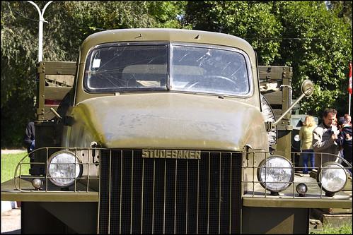 Studebaker us6 replica