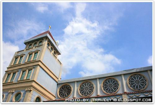金陵山圓滿教堂