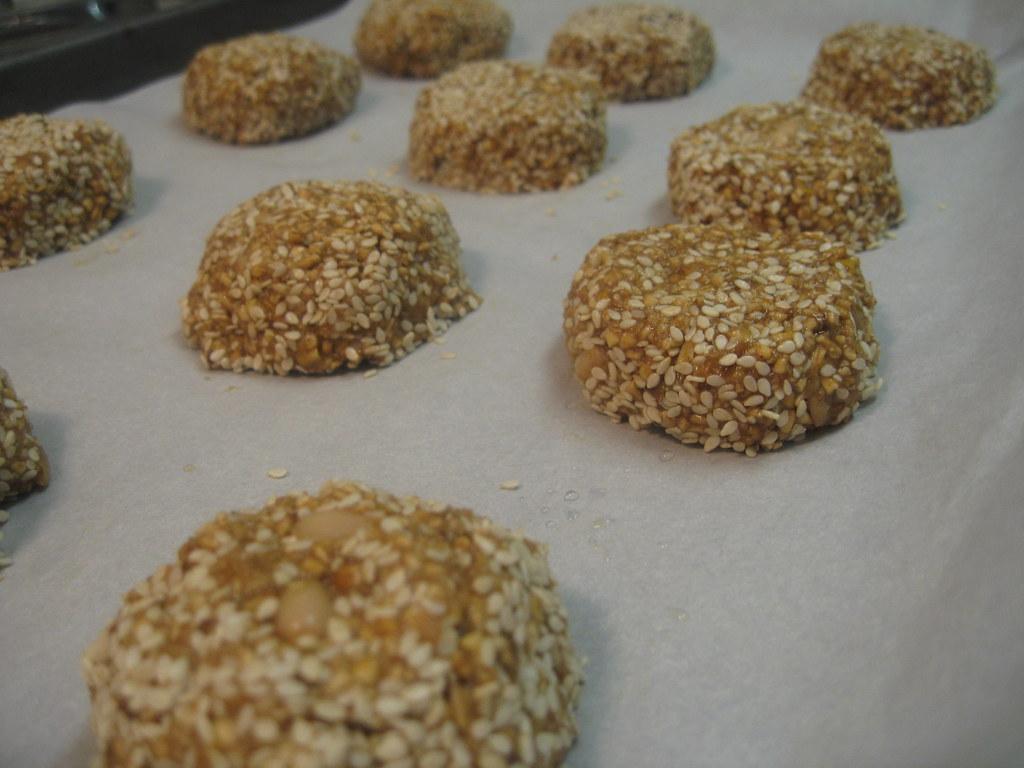 The Little Kitchen That Could: Marathon Cookies
