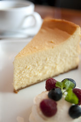 Lemon Mascarpone Cheese Cake with Ginger Snap Crust, beacon, Omote-Sando