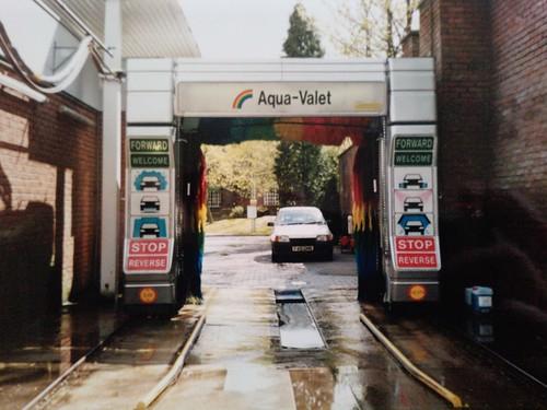 Morrisons Car Wash Options