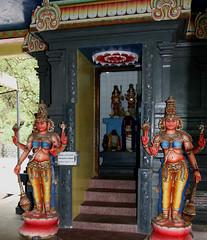 Temple of Sita in Lanka hills (charlesrex) Tags: temple srilanka sita ramayana