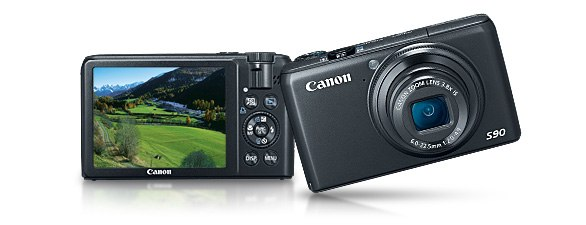 Download the Canon S90 Manual
