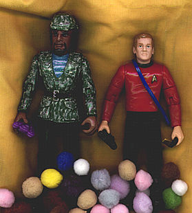 Tribbles on DS9